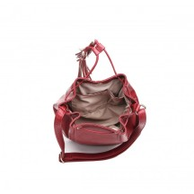 Women Red Charming Bucket Bags